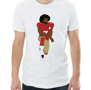 Other - NWT COLIN KAEPERNICK TSHIRT SIZE 1X